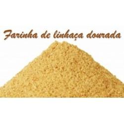 LINHAÇA EM PÓ DOURADA - KG