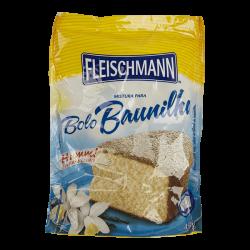 MISTURA BOLO BAUNILHA FLEISCHMANN 450GR