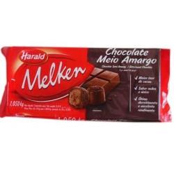 CHOCOLATE MELKEN HARALD MEIO MARGO 1,05KG