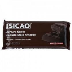 CHOCOLATE FRACIONADO CALEBBAUT MEIO AMARGO 1,05KG