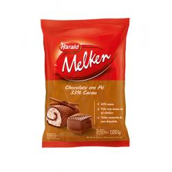 CHOCOLATE EM PÓ HARALD 33% DE CACAU