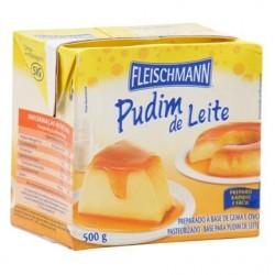 PUDIM DE LEITE FLEISCHMANN 500G