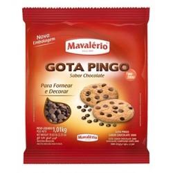 GOTAS DE CHOCOLATE FORNEÁVEL MAVALÉRIO 1,01KG