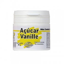 AÇUCAR VANILLE ARCOLOR 40g