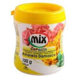 CORANTE MIX EM PO AMARELO DAMASCO 100GR