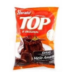 CHOCOLATE TOP MEIO AMARGO GOTAS 1,05KG