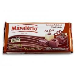 CHOCOLATE FRACIONADO MAVALÉRIO AO LEITE 1,01KG