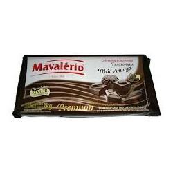 CHOCOLATE FRACIONADO MAVALÉRIO MEIO AMARGO 1,01KG