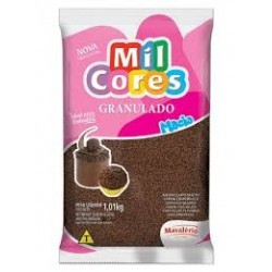 CHOCOLATE GRANULADO MIL CORES MACIO 1,01KG