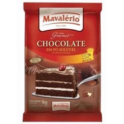 CHOCOLATE EM PÓ MAVALÉRIO 32% CACAU